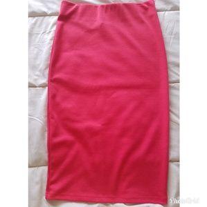 Dresses & Skirts - High waist pencil skirt